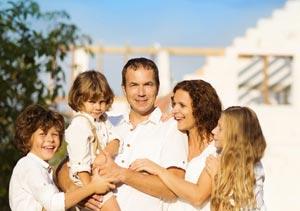 La configuration idéale pour une maison familiale