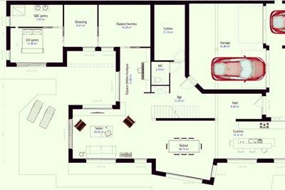 Meilleur Logiciel De Plan De Maison Et D