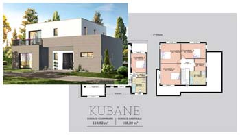 Catalogue de plus de 80 modèles et plans de maison
