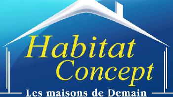 Le logo d'Habitat Concept évolue en 2009
